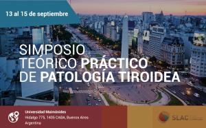 Simpósio Teórico Práctico de Patología Tiroidea